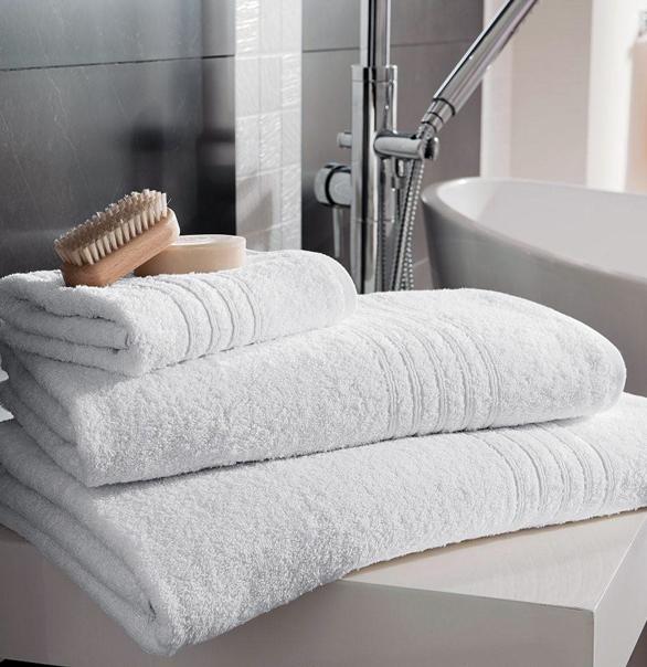 Completo asciugamani per albeghi di qualità